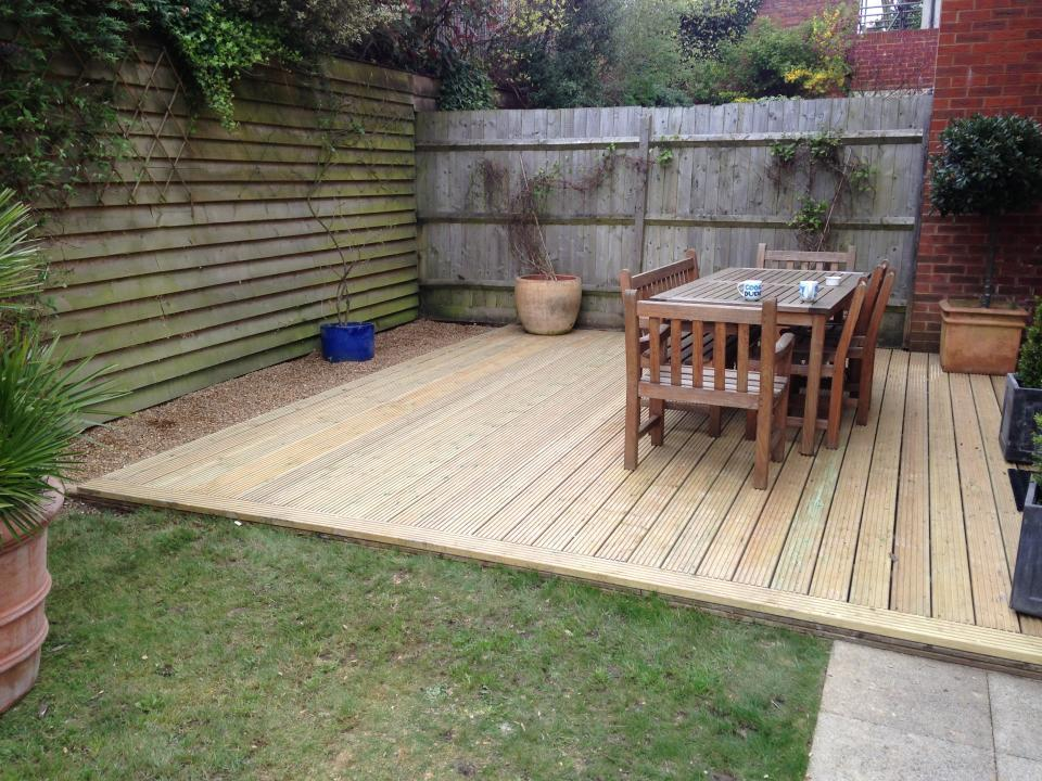 Decking main photo