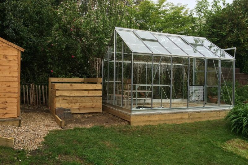 Garden Buildings and Projects10